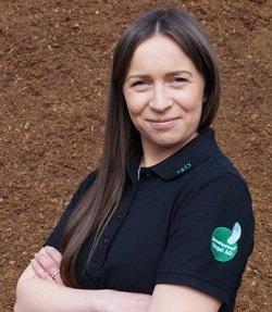 Birgit Vogel, Umweltpartner Vogel AG